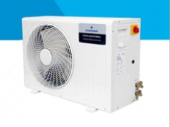 Copeland EazyCool™ smallZX outdoor refrigeration units
